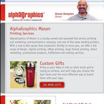 Alpha Graphics Franchise