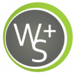 web strategy plus logo