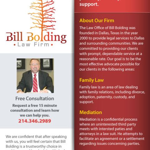 Bill Bolding Law Firm