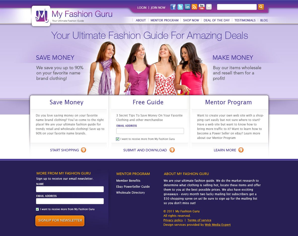 My Fashion Guru - Franchise Success Team