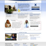 Xavier-Website