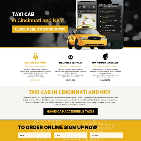 Community Yellow Cab