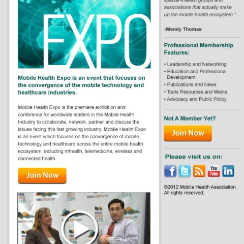 Mobile Health Association