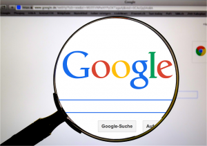 Franchise research on google