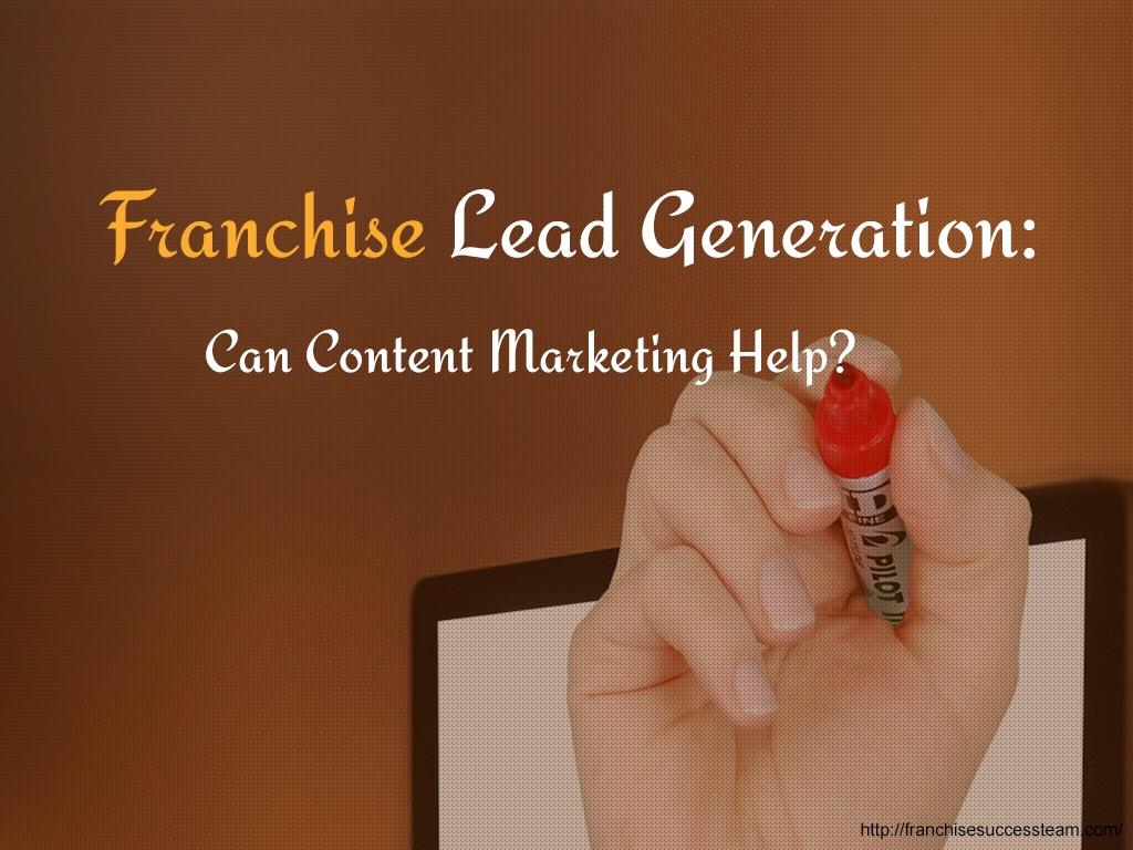Franchise Lead Generation_1