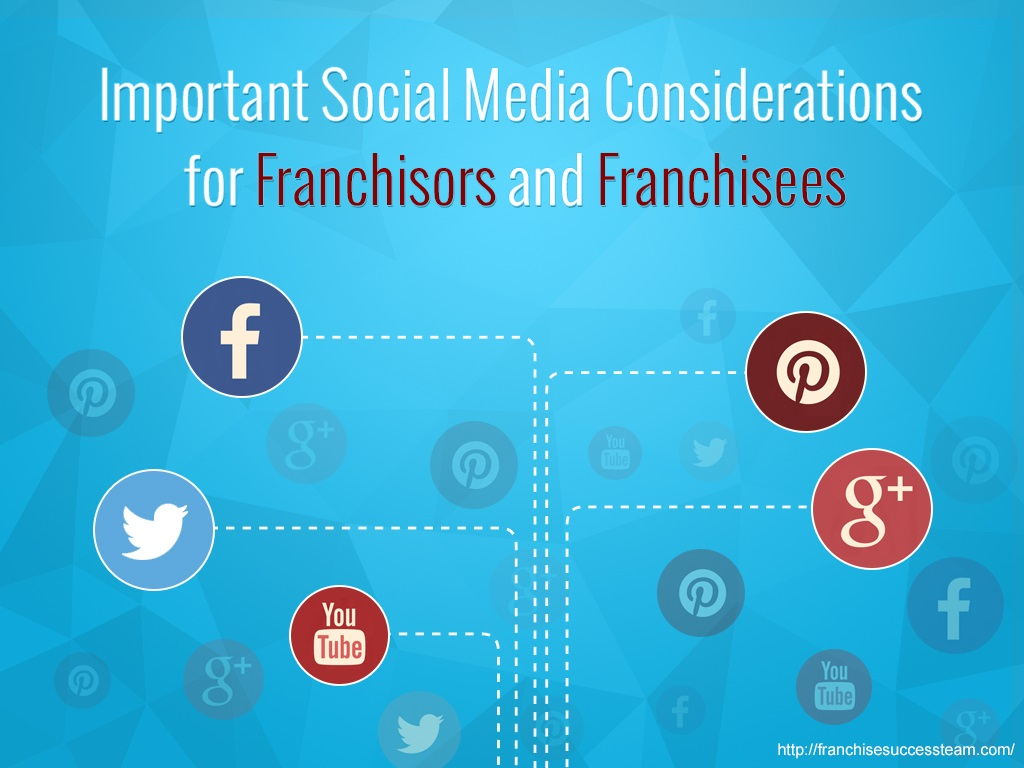 Franchisors and Franchisees