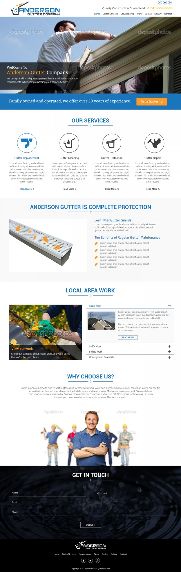 Anderson Gutter Company