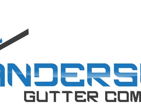 Anderson Gutter Company Logo