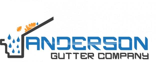 Final Anderson Gutter Company Logo