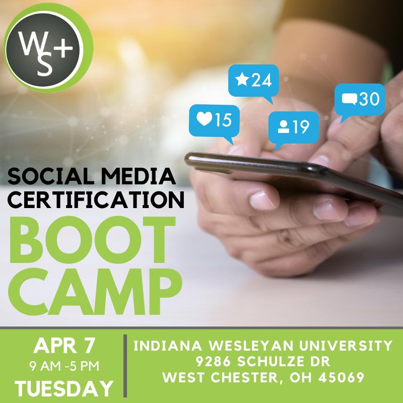 Web Strategy Plus Cincinnati Ohio Social Media Certification Bootcamp Seminar (5)